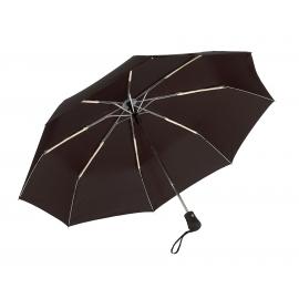 Parasol automatyczny, wiatroodporny, BORA, czarny