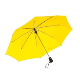 Parasol automatyczny, wiatroodporny, BORA, żółty