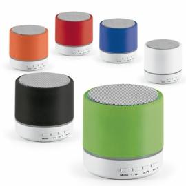 Głośnik z mikrofonem Jasno zielony