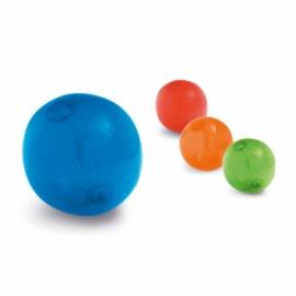 Nadmuchiwana piłka Czerwony