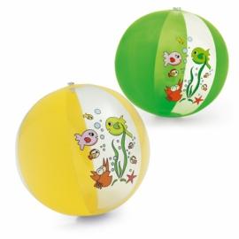 Nadmuchiwana piłka Żółty
