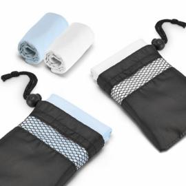 Ręcznik sportowy Błękitny