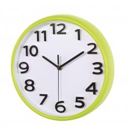 Zegar ścienny, HALLEY, zielony