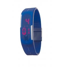 Zegarek na rękę, IN TIME, niebieski