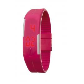 Zegarek na rękę, IN TIME, różowy