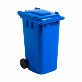 Dustbin - niebieski
