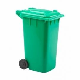 Dustbin - zielony