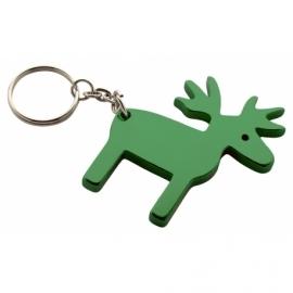Reinsdyr - zielony