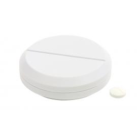 Dzielnik tabletek, EASY CUT, biały