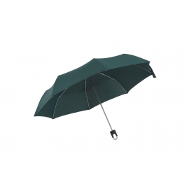 Parasol wodoodporny, TWIST, ciemnozielony