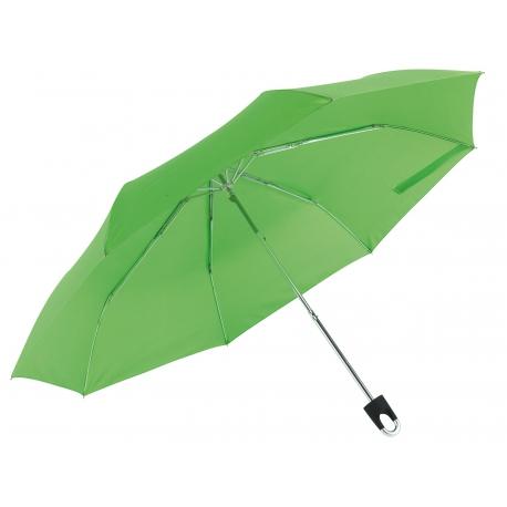 Parasol kieszonkowy, TWIST, jasnozielony
