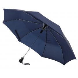 Automatyczny parasol kieszonkowy, PRIMA, granatowy
