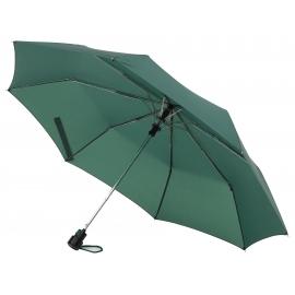 Automatyczny parasol kieszonkowy, PRIMA, ciemnozielony