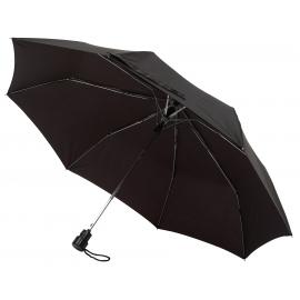 Automatyczny parasol kieszonkowy, PRIMA, czarny