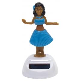 Figurka solarna, HALUNA, niebieski