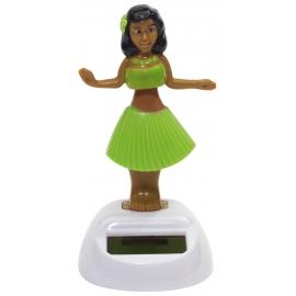 Figurka solarna, HALUNA, zielony