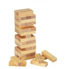 Gra wieża, HIGH-RISE, drewniany