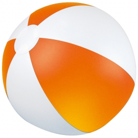 Dwukolorowa piłka plażowa KEY WEST