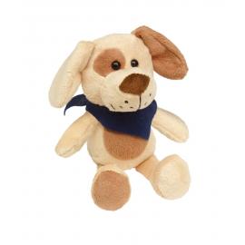 Pies pluszowy, VAGABOND, brązowy