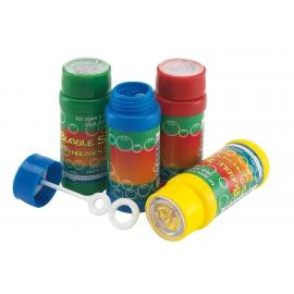 Bańki mydlane, AIR BUBBLE, niebieski/zielony/czerwony/żółty