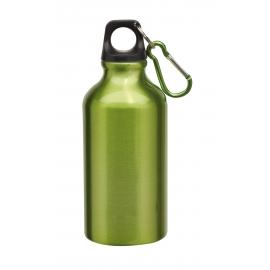 Aluminiowy bidon, TRANSIT, zielony