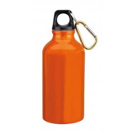 Aluminiowy bidon, TRANSIT, pomarańczowy