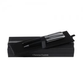 "Zestaw LPBR427 - długopis LSH4274 ""Ottoman"" + pióro kulkowe LSH4275 ""Ottoman"""