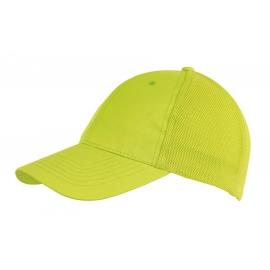 6 segmentowa czapka, PITCHER, zielone jabłko