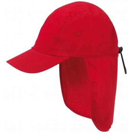 Dziecięca czapka, WICKIE, czerwony
