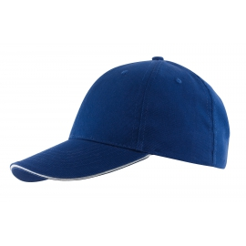 Czapka baseballowa, LIBERTY, niebieski