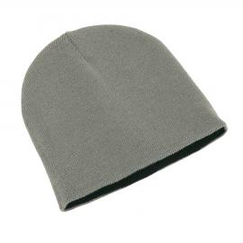 Dwustronna czapka, NORDIC, srebrny/czarny