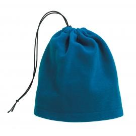 Polarowy szalik/czapka, VARIOUS, niebieski