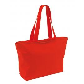Torba na zakupy, EASY, czerwony