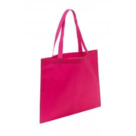 Torba na zakupy, MARKET, różowy