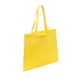 Torba na zakupy, MARKET, żółty