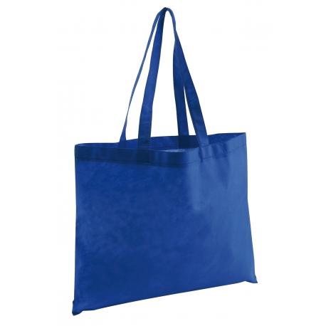 Torba na zakupy, MARKET, niebieski