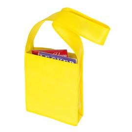 Torba na zakupy, MALL, żółty