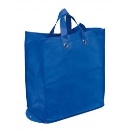 Torba na zakupy, PALMA, niebieski