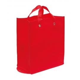 Torba na zakupy, PALMA, czerwony