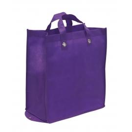 Torba na zakupy, PALMA, fioletowy