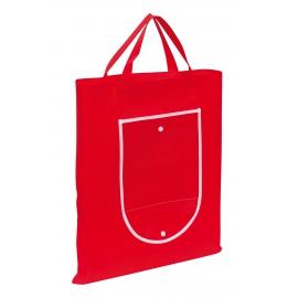 Torba na zakupy, PORTO, czerwony