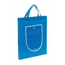 Torba na zakupy, PORTO, jasnoniebieski