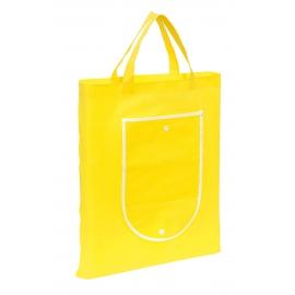 Torba na zakupy, PORTO, żółty