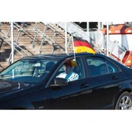 Flaga samochodowa NURNBERG