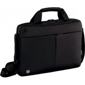 "Torba na laptop slim Wenger Format 16"", czarna"