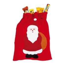 Torba świąteczna, AMAZING, czerwony/biały