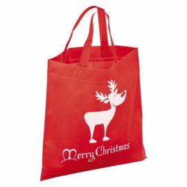 Świąteczna torba non-woven