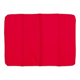 Poduszka składana, PERFECT PLACE, czerwony