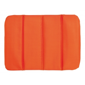 Poduszka składana, PERFECT PLACE, pomarańczowy