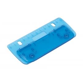 Dziurkacz mini, PAGE, niebieski